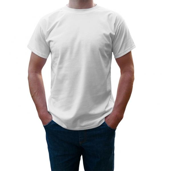 Tričko pánské krátký rukáv Blue Fly